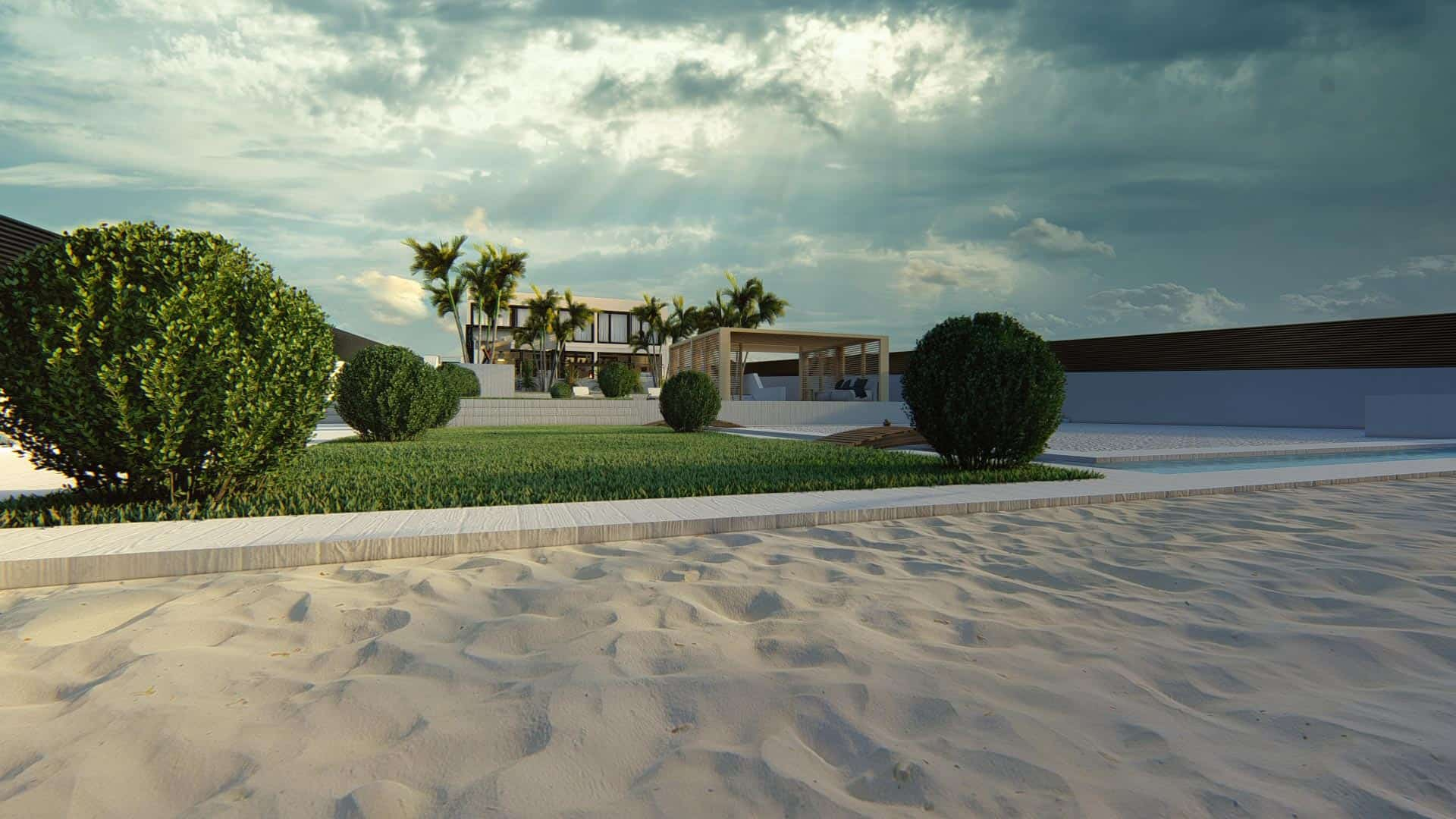Chalet Aguadulce