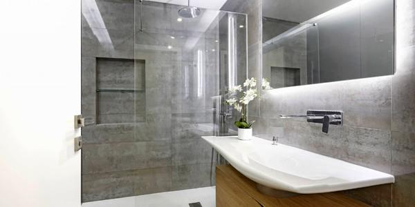 Reforma baños de calidad en Carboneras