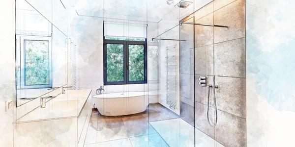 Reforma baños El Ejido